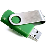 Pendrive Twister z grawerem